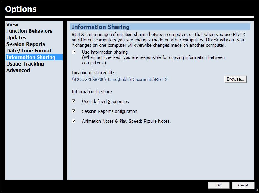 Options-InformationSharing