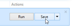 Click on Save   IE