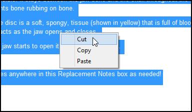 Select Cut