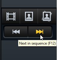 Next in Sequence Button