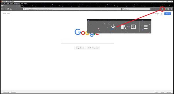 Firefox Closeup of Icon