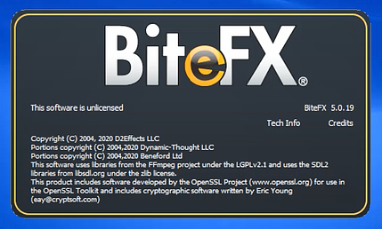 BiteFX Initial Splash Screen V5 Cropped