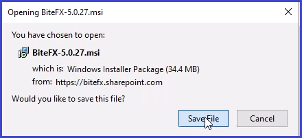 Firefox Save File V5