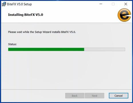 Installing V5 Cropped