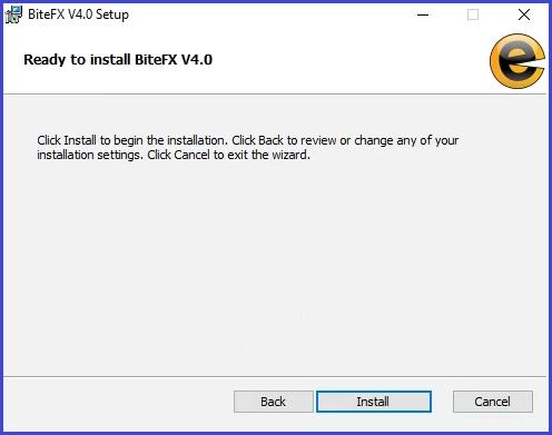 V4 Install