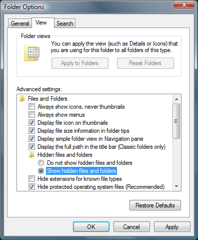 Show Hidden Folders From the Tabs.png
