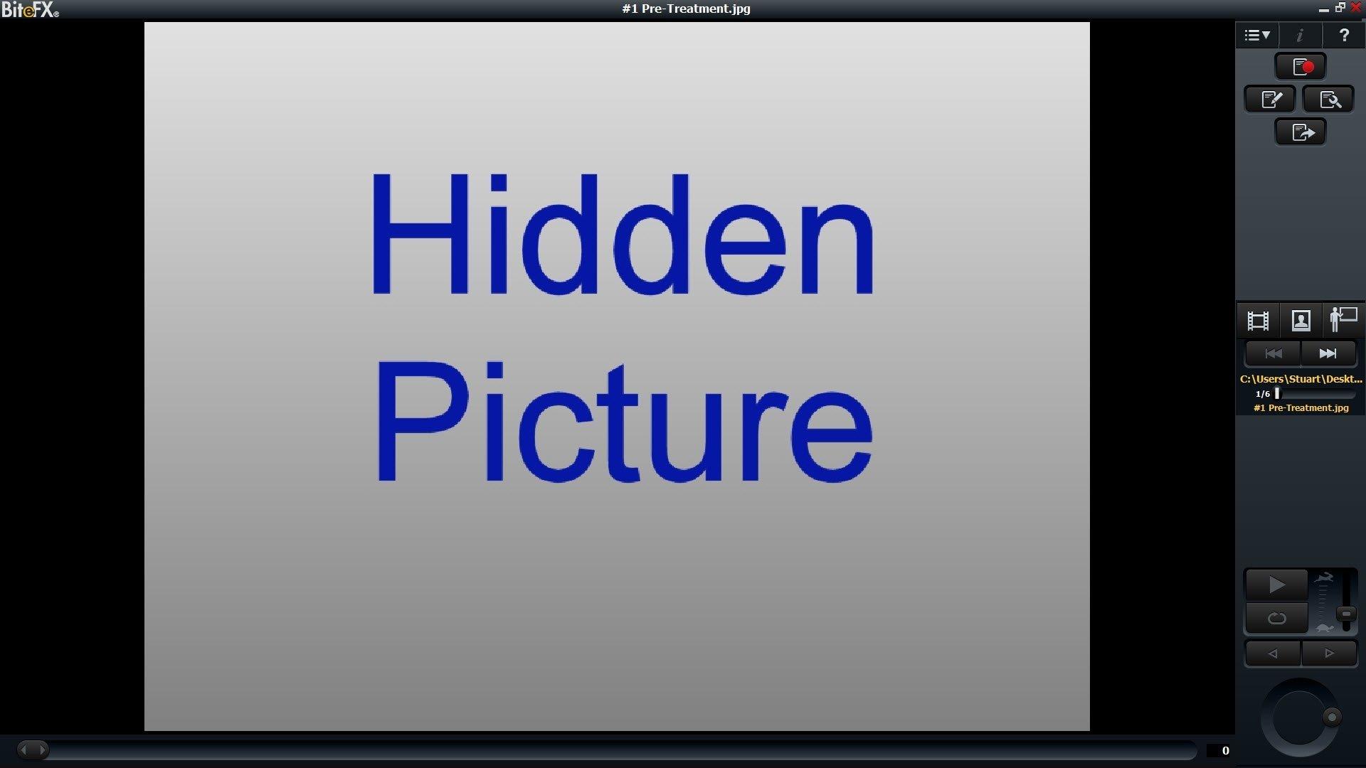 Full Screen Hidden Picture-1